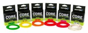Fox Matrix Core Elastics / Pole Fishing Tackle
