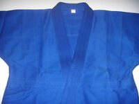 Jiu Jitsu Gi For Kids / Youth Bjj Uniform - Blue Brazilian Jjt Free Shipping