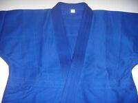 Jiu Jitsu Gi For Kids / Youth Bjj Uniform - Blue Brazilian Jjt Free Shipping