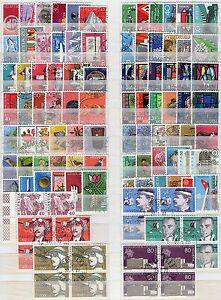 Svizzera-Lotto-di-108-francobolli-Usati
