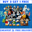 LEGO-DISNEY-SERIES-2-MINIFIGURES-71024-PICK-YOUR-OWN-BUY-3-GET-4TH-FREE thumbnail 1