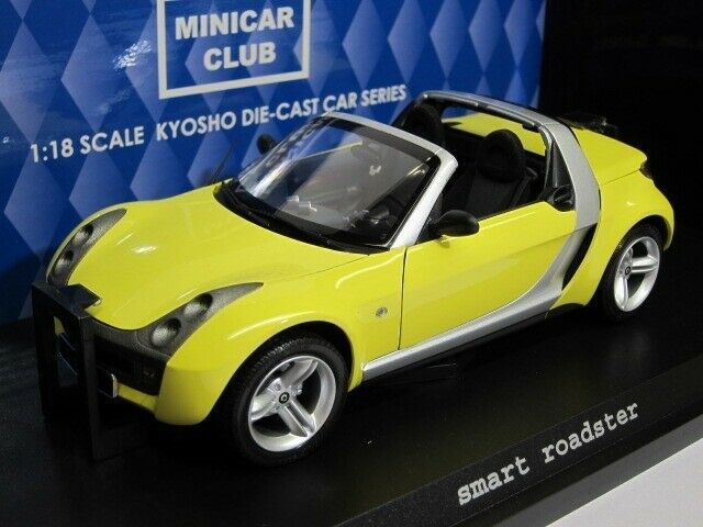 intelligent ROADSTER COUPE 2003  KYOSHO 1 18 09102Y  garanti