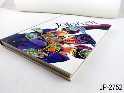 Jojo 6251 Hirohiko Araki Japanese Artbook Jojo/'s Bizarre Adventure US Seller