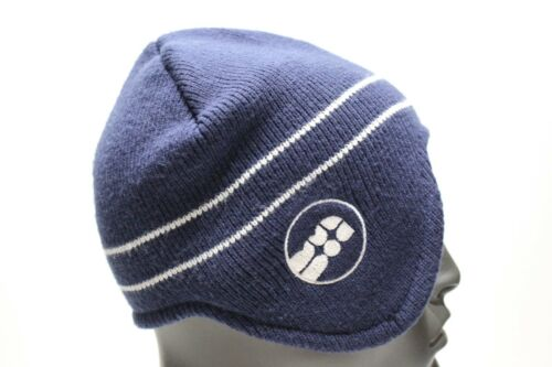 8972aed3a BLUE - ACRYLIC - Fleece Lined - Youth Size Stocking Cap Beanie Hat!