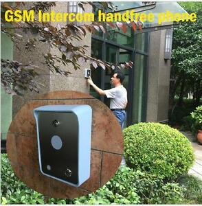 Back To Search Resultssecurity & Protection Access Control Gsm Intercom For Gate Opener Access Controller And Two Alarm Input For Home Safety Security Alarm Dc12v Version