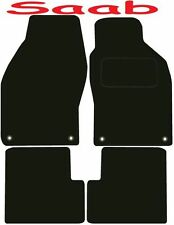 Deluxe Quality Car Mats for Saab 9-3 98-02 ** Tailored for Perfect fit ;) **