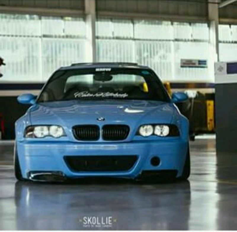 BMW E46 M3 >> Bmw E46 M3 Matt Black Kidney Grills Majestic Motorsport Boksburg Gumtree Classifieds South Africa 155367407