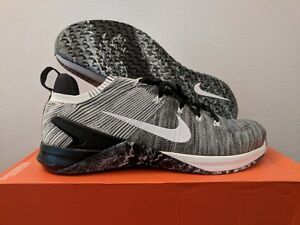 para 2 hombre Zapatos Metcon Dsx 001 Negro 924423 entrenamiento Flyknit o Nike 13 de Blanco Tama tF6nwZxqPq