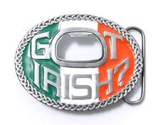 GOT IRISH BOTTLE OPENER BELT BUCKLE 14068 new flag bottle opener belt buckles