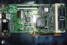 ATI XpertPlay 3D Rage Pro AGP X2 4mb Video VGA S Composite