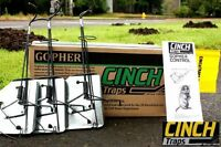 Cinch Traps-medium Gopher Trap Kit: Three Gopher Traps With Tunnel Marking Flags on Sale