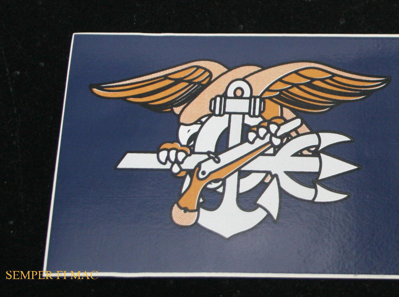 Stiker logo ben laden custom stickers
