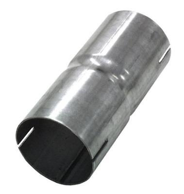 """Stainless Steel Jetex Rally Exhaust Double End Exhaust Sleeve 2/"""" Inch"""