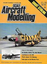 Scale Aircraft Modelling V9 N11 Short Sterling Nimrod RAF Landrovers Fairey