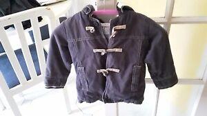 LEVI-039-S-LEVI-STRAUSS-Children-039-s-Mignon-Hiver-Duffle-coat-taille-36-mois-3-ans