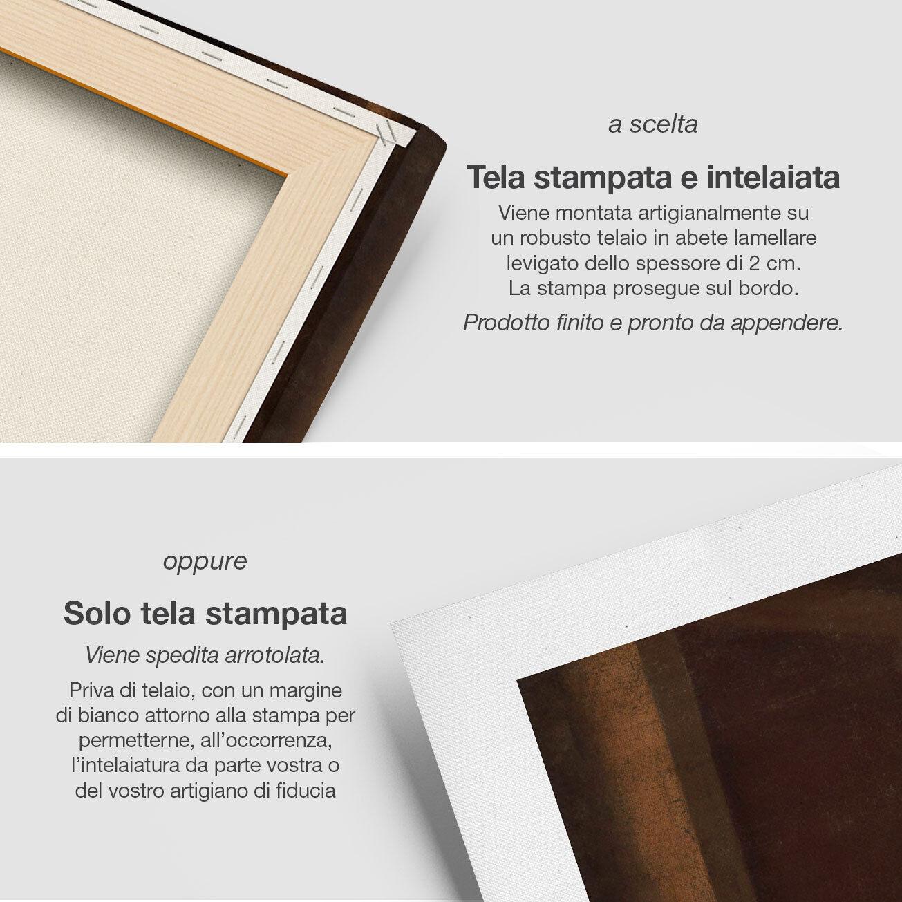 B.E. Murillo, Galiziane Galiziane Galiziane alla finestra - Stampa Giclée su tela Canvas Fine Art HR a0dd6b