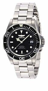 Invicta-8926-Pro-Diver-Unisex-Wrist-Watch-Stainless-Steel-Automatic-Black-Dial