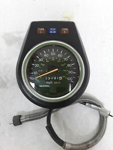 86-07-SUZUKI-650-SAVAGE-LS650-SPEEDO-SPEEDOMETER-amp-CABLE