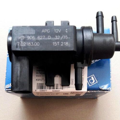 PIERBURG EGR contrôle convertisseur magnétique 7.02183.01 1J0906627 1K0906627D