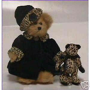 BOYDS BEARBAILEY FALL 1999BAILEY with DOTTIEMWTS