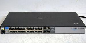 HP-ProCurve-J9019A-24-Ports-External-Switch-Managed