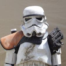 Star Wars Sandtrooper German WWII Black Canvas MP40 Magazine Pouch Set of 2 MEPD