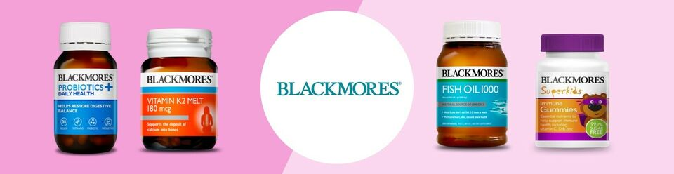 Shop Now - Blackmores Essential Health & Wellbeing