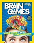National Geographic Kids Brain Games: The Mind-Blowing Science of Your Amazing Brain by Jennifer Swanson (Hardback, 2015)