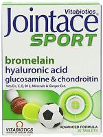 3 Packs Of Vitabiotics Jointace Sport Tablets 30s