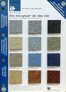 Altro Stronghold 30 Anti Slip Safety Flooring Clearance