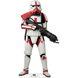 "INCINERATOR TROOPER ""Star Wars: Mandalorian"" CARDBOARD CUTOUT Standup Standee"