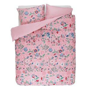 Pip Studio Bettwäsche Set Spring To Life Petit Pink Rosa Blumen