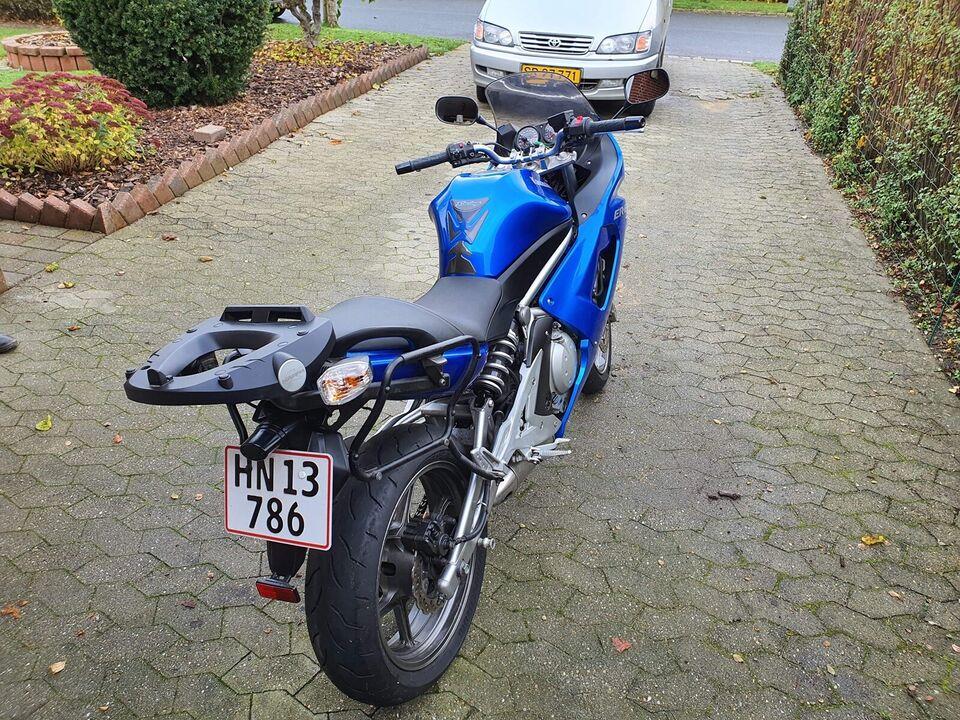 Kawasaki, ER-6f, 649 ccm