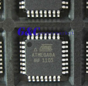 1PCS-IC-ATMEGA8A-AU-TQFP-32-ATMEL-NEW-GOOD-QUALITY
