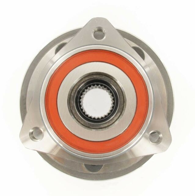 Wheel Bearing and Hub Assembly Front SKF BR930219
