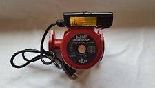 34 GPM 3 speed Circulating Pump use with outdoor furnaces, hot water heat, solar