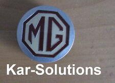 MG ZT ZTT MGZT MGZT-T Silver Alloy Wheel Centre Cap DTC000090MNH New Genuine