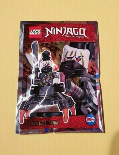 "LEGO  Ninjago  Minifigur   /"" Schurke BEINLOSER JÄGER /"" Limited Editon  OVP"