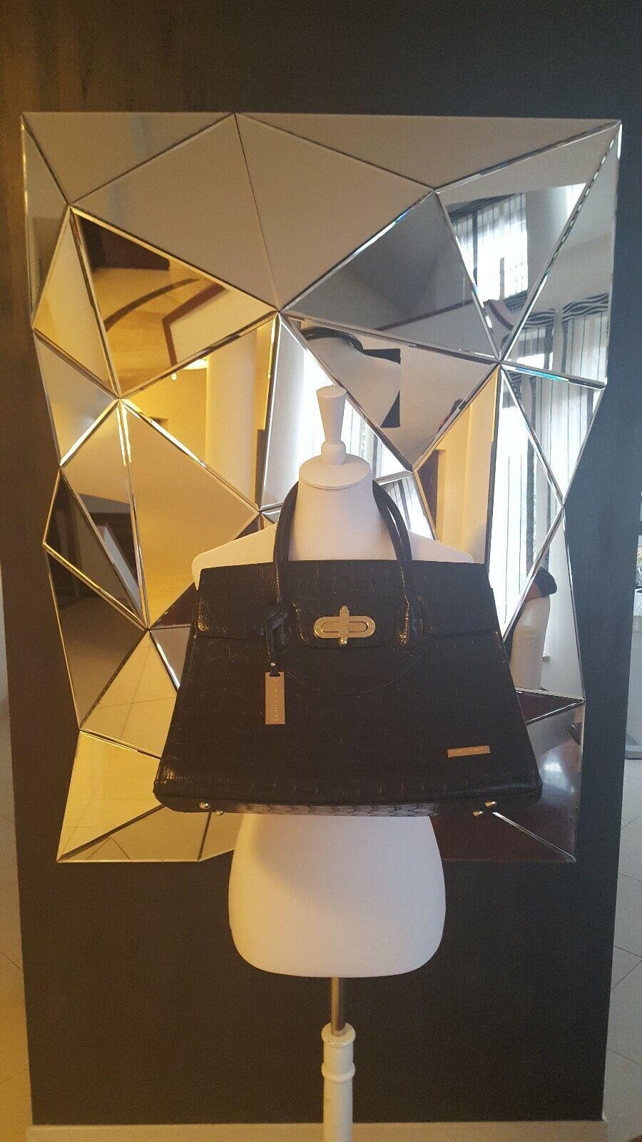 Damen Tasche Alessia Massimo von La Strada Schwarz Neupreis     Verschiedene