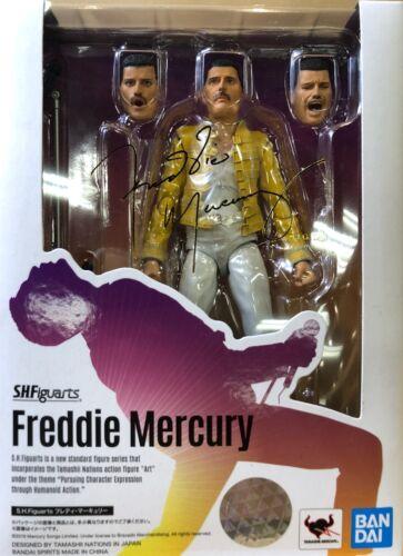 S.H.Figuarts Freddie Mercury Action Figure 2019 New SHF Bandai SALE