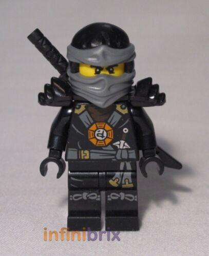 70751 Ninjago NEW njo140 Lego Cole Minifigure from sets 70733 70734 70738