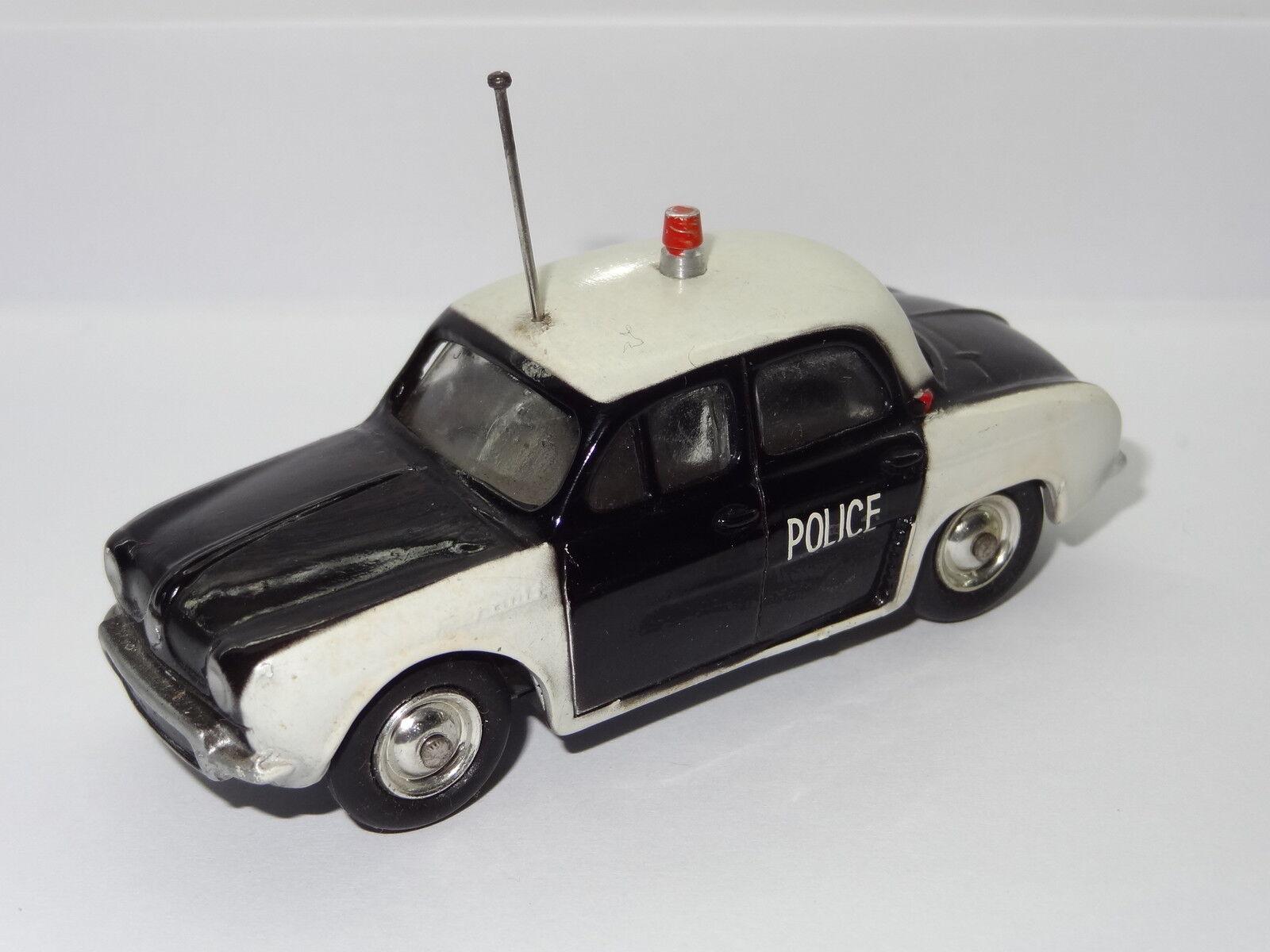 Vintage CIJ Renault Dauphine Police - 3 57