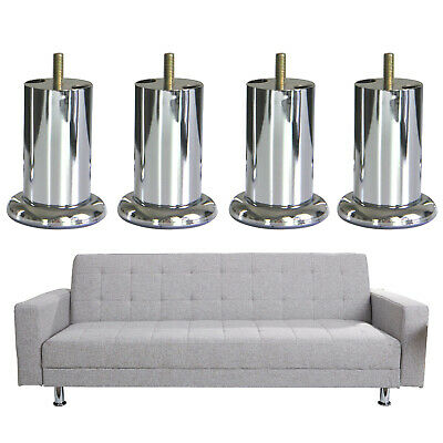 Stainless Steel Furniture Legs Round
