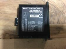 Automation Direct Step Motor Driver Stp Drv 80100