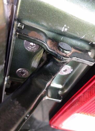 Jeep JK Hood Door Tailgate Windshield FULL Stainless Set 4-Door Wrangler Bolts