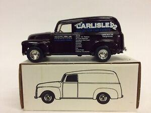 ERTL-039-50-Panel-Truck-Bank-Spring-Carlisle-039-92-Collector-Car-Events-NEW-NIB-E1450