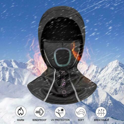 ROCKBROS Sturmhaube Balaclava Atmungsaktiv Winter Mütze Fahrrad Motorrad Maske
