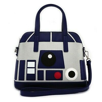 Loungefly Star Wars R2-D2 Duffle Bag Purse NEW IN STOCK