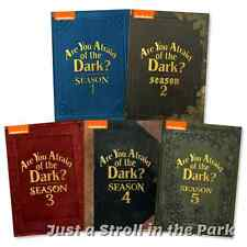 Are You Afraid of the Dark TV Series Complete Seasons 1 2 3 4 5 Box / DVD Set(s)