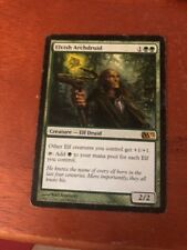 Elvish Archdruid Magic 2012 M12 PLD Green Rare MAGIC MTG CARD ABUGames